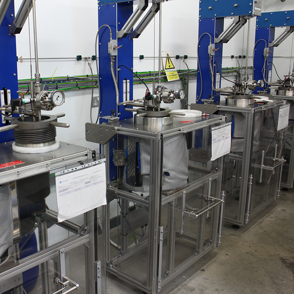 HPHT autoclaves for long term corrosion testing
