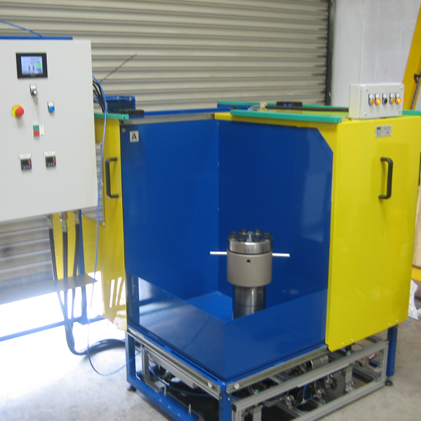 Pressure testing wellhead pressure temperature sensors
